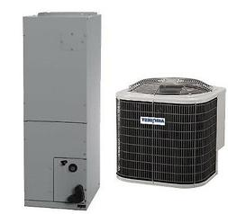 2.5 Ton 14 SEER AirQuest by Carrier Heat Pump System